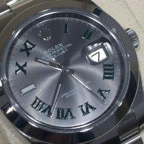 Rolex Datejust neu 2019 Automatik Uhr mit Original-Box und Original-Papieren 126300