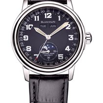 Blancpain Léman Moonphase 2763-1130A-53 pre-owned