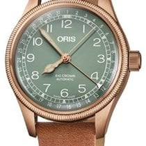 Oris 01 754 7749 3167-07 5 17 66BR Bronze 2019 Big Crown Pointer Date 36mm new