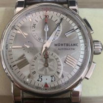 Montblanc Steel 45mm Automatic 7104 pre-owned