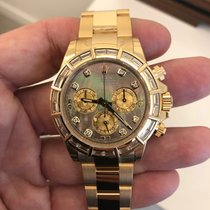 Rolex Yellow gold 40mm Automatic 116568BR new