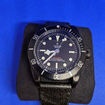 Tudor Black Bay Dark Steel 41mm Black No numerals United States of America, California, Los Angeles