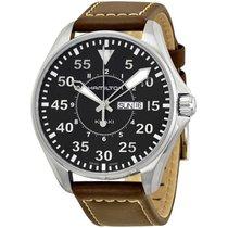 Hamilton H64611535 Acier Khaki Pilot 42mm nouveau
