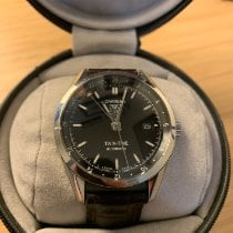 TAG Heuer Carrera Calibre 7 Steel 39mm Black No numerals United States of America, New York, New York