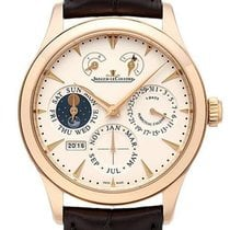 Jaeger-LeCoultre Master Eight Days Perpetual Ouro rosa 40mm Champanhe
