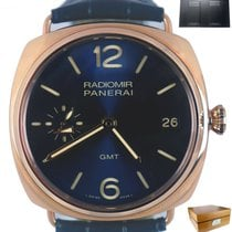 Panerai Special Editions Rose gold 47mm Blue United States of America, New York, Smithtown