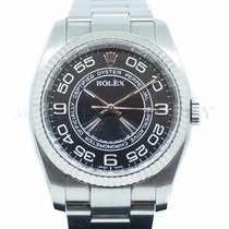 Rolex Oyster Perpetual 36 Steel 36mm Black Arabic numerals Singapore, Singapore