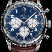 Breitling Steel 43mm Automatic AB0119131C1P2 new