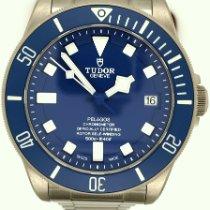 Tudor Pelagos Steel 42mm Blue No numerals United States of America, New York, New York