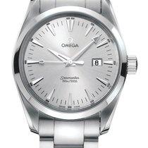 Omega Seamaster Aqua Terra Ατσάλι 39,2mm Ασημί Ελλάδα, GLYFADA