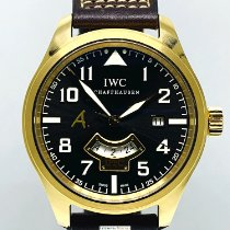 IWC Pilot IW326103 Very good Rose gold Automatic