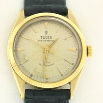 Tudor Oyster Prince Yellow gold 34mm Gold United States of America, New Jersey, Montclair