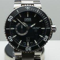 Oris Aquis Small Second, Date B&P