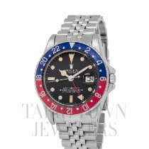 Rolex GMT-Master Steel 40mm Black United States of America, New York, Hartsdale