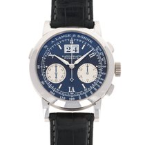 A. Lange & Söhne Datograph Platinum 40mm Black United States of America, California, Beverly Hills