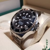Rolex Sea-Dweller Deepsea new 2020 Automatic Watch with original box and original papers 126660-0001