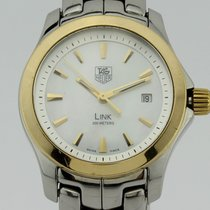 TAG Heuer Link Lady WJF1352 - GY9603 pre-owned