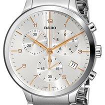 라도 (Rado) Rado Men's R30122113 Centrix XL Chronograph Watch