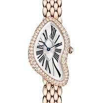 Cartier WL420047 Crash in Rose Gold with Diamond Bezel - On...