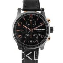 Montblanc TimeWalker Dual Carbon Chronograph Automatic - 105