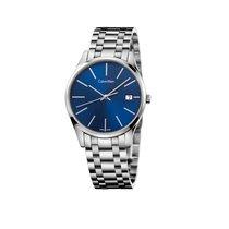 ck Calvin Klein Ladies K4N2314N Time Blue Dial Steel Watch