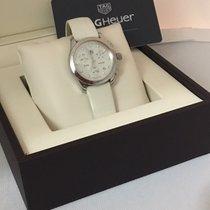 e1e04fb3656 TAG Heuer Relógio de senhora Link Lady novo 35mm 2005. TAG Heuer Link Lady  Chronograph