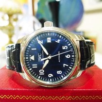 IWC Pilot Automatic 36mm Stainless Steel Ref: 1w324008 Blue...