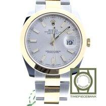 Rolex 126303 Or/Acier 2020 Datejust 41mm nouveau