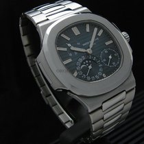 Patek Philippe Nautilus Power Reserve  Never Polished Ref....