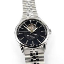Raymond Weil Steel 43mm Automatic 2710 pre-owned United Kingdom, Plymouth