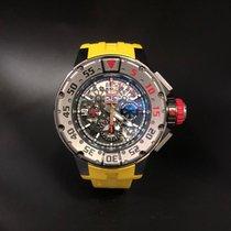 Richard Mille RM 032 Titanium 50mm Doorzichtig