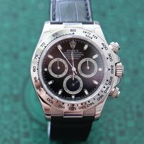 Rolex 116519 Cosmograph Daytona 40mm Black Dial Full Set Y Series