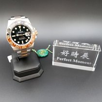 勞力士 126711CHNR 金/鋼 GMT-Master II 40mm 新的 香港, Kowloon