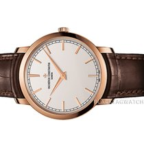 Vacheron Constantin new Automatic 41mm Rose gold Sapphire crystal