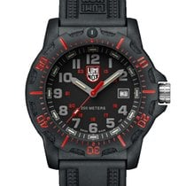 Luminox Black Ops Carbon 45mm Schwarz Arabisch