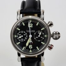 Chronoswiss Steel 40mm Automatic CH7633 new