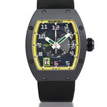 Richard Mille 38mm Automatic 2007 pre-owned RM 005 Transparent