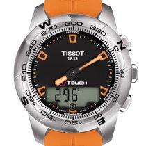 Tissot T-Touch II nuevo 43.3mm Acero