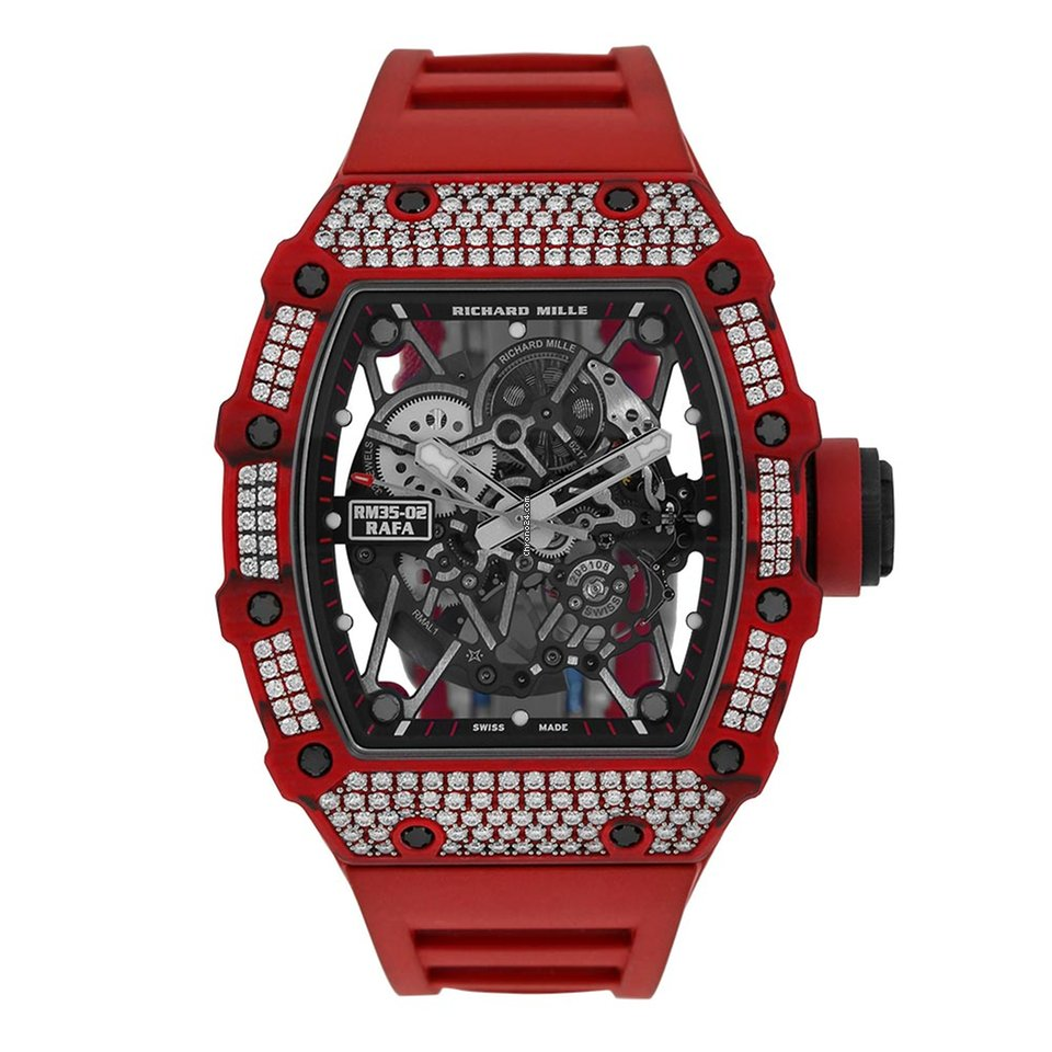 373bc352da2 Prices for Richard Mille watches