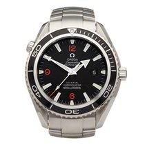 Omega 22005100 Staal 2013 Seamaster Planet Ocean 45mm tweedehands