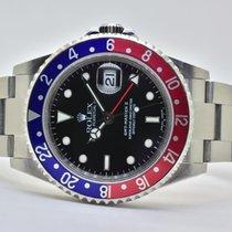 Rolex 16710 Stahl 2003 GMT-Master II 40mm gebraucht Deutschland, Iffezheim