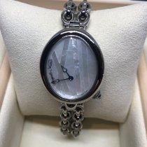 Breguet neu Automatik Sichtboden Chronometer Originalzustand/Originalteile 32.7mm Stahl Saphirglas