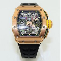 Richard Mille RM 11-03 Titan RM 011 50mm neu