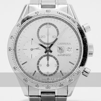 TAG Heuer Carrera Calibre 16 Acero 43mm Blanco