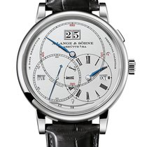 A. Lange & Söhne White gold 45.5mm Manual winding 180.026FE new