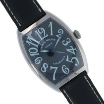 Franck Muller Casablanca White gold 45mm Black United States of America, California, Beverly Hills