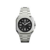 Bell & Ross Steel 40mm Automatic BR05A-BL-ST/SST