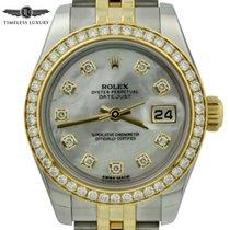 Rolex Lady-Datejust nuevo 2019 Automático Reloj con estuche y documentos originales 179383
