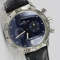 Breguet gebraucht Automatik 39mm Blau Saphirglas