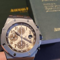 Audemars Piguet Steel Automatic 26470ST.OO.A801CR.01 pre-owned